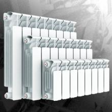 Биметаллический радиатор Rifar B200