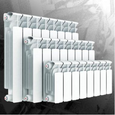 Биметаллический радиатор Rifar B350
