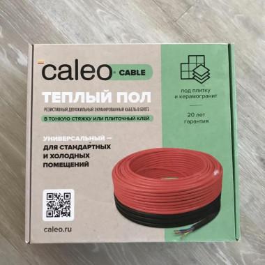 Теплый пол кабельный CALEO CABLE 18W-40, 5,5 м2 в Оренбурге по самым привлекательным ценам