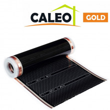 Пленочный инфракрасный теплый пол CALEO GOLD 170 Вт/м2, 1 м2