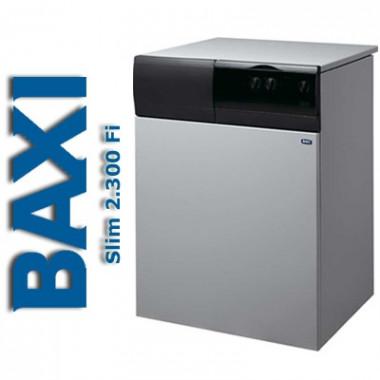 Напольный газовый котел Baxi SLIM 2.300 Fi в Оренбурге по самым привлекательным ценам