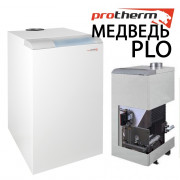 Напольный газовый котел Protherm Медведь 20 PLO
