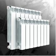 Алюминиевый радиатор Rifar ALUM 350 - 4 секц.