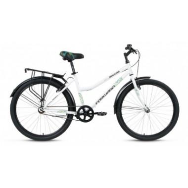 """Велосипед FORWARD BARCELONA 1.0 26"""" 17 белый"""