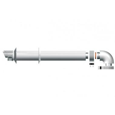 Комплект коаксиальных труб