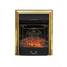 Электрический очаг ROYAL FLAME Majestic FX Brass в Оренбурге по самым привлекательным ценам