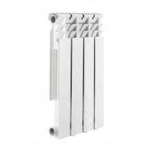 Биметаллический радиатор Rommer Optima 500/80 4 секций