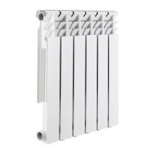 Алюминиевый радиатор Rommer Optima 500/80 4 секций