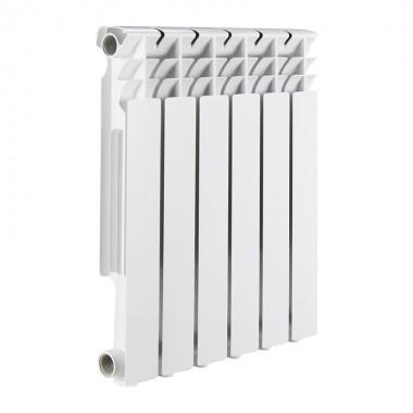 Алюминиевый радиатор Rommer Optima 500/80 8 секций в Оренбурге по самым привлекательным ценам