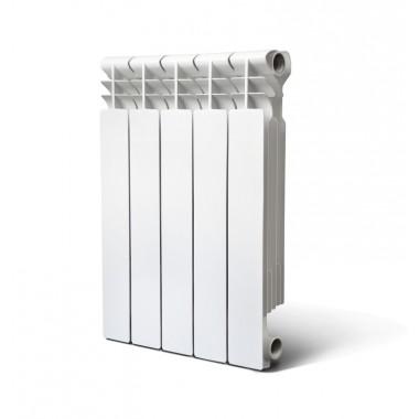Алюминиевый радиатор Rommer Plus 500/100 12 секций в Оренбурге по самым привлекательным ценам